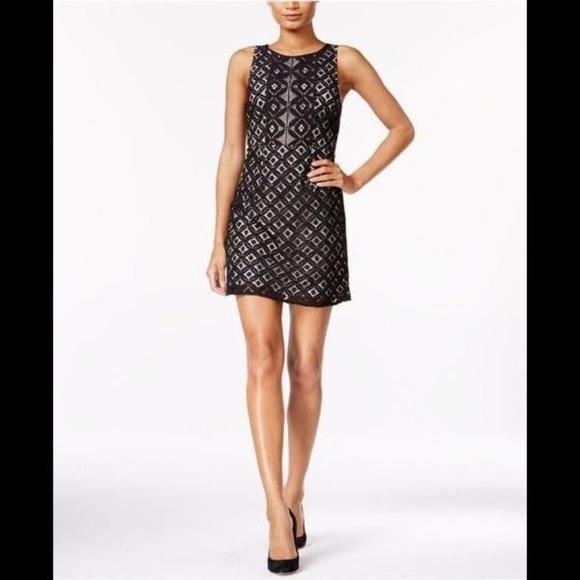 Kensie Dresses & Skirts - Kensie Lace A-Line Dress S